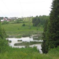 яхромское водохранилище, Деденево