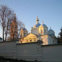 Спасо-Влахернский женский монастырь. Деденево пос., Деденево