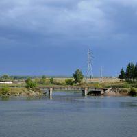 Мостик через речку Пьявицу, Деденево
