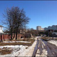 Улица Липовая, Дедовск