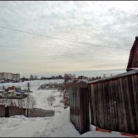 Вид на Нахабино, Дедовск
