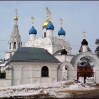 Церковь св.Георгия в Дедовске, Дедовск