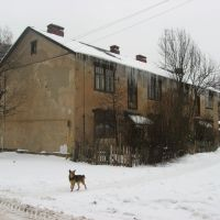 March 2007. Kurochkin street, 8, Дедовск