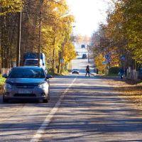 улица Победы, Дедовск