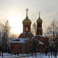 Дзержинский. Церковь Димитрия Донского, Джержинский