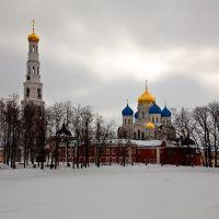 Nikolo-Ugreshskiy Monastery, Feb-2010., Джержинский