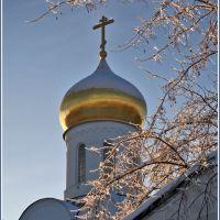 Дзержинский, Николо - Угрешский монастырь, Джержинский