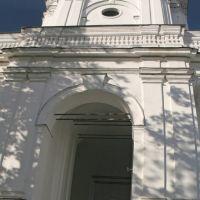 Церковь Усекновения Главы Иоанна Предтечи (во втором ярусе монастырской колокольни). Николо-Угрешский монастырь, Джержинский