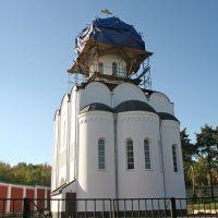 Церковь св. Пимена Угрешского (2001-2002). Николо-Угрешский монастырь, Джержинский
