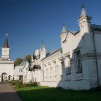 Монастырские постройки. Николо-Угрешский монастырь, Джержинский