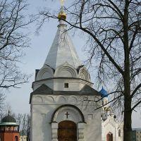 Николо-угрешский монастырь, Джержинский