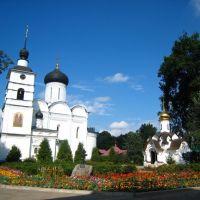 Borisoglebskyi monastery, Дмитров