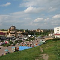 Main square, Дмитров
