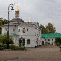 г.Дмитров. Борисоглебский монастырь., Дмитров