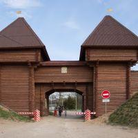 Дмитров: Никольские (северные) ворота Дмитровского кремля, Дмитров