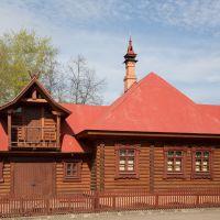 Дмитров: Монастырская постройка, Дмитров