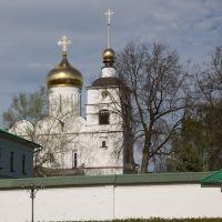 Дмитров: Борисоглебский мужской монастырь, Дмитров