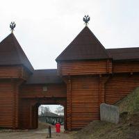 Ворота в Кремль, Дмитров