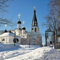 Церковь Спаса Нерукотворного в Котово-Спасское, Долгопрудный