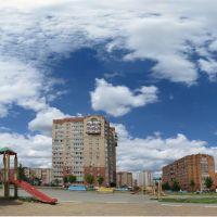 Дружба. Лето 2014, Домодедово