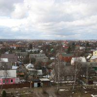 Вид с седьмого этажа, Домодедово