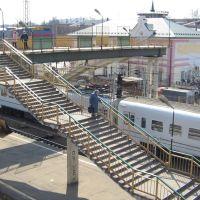 "ЖД станция ""Домодедово"" / Railway Station ""Domodedovo"", Домодедово"