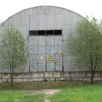 Ангар, Домодедово