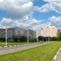 1-ая Коммунистическая ул., Домодедово