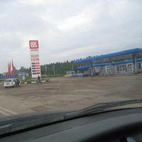 Заправка на 86 км трассы М1(10.08.2008), Дорохово
