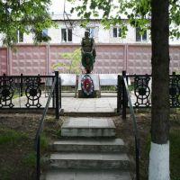 Памятник, Дорохово