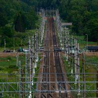 Железно-дорожный переезд Passage à niveau/2011, Дорохово