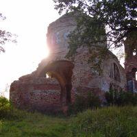 Церковь к востоку от Орехово-Зуево, Дрезна