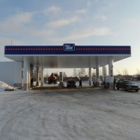 Новосовихинское ш. АЗС поворот на Дрезну, Дрезна