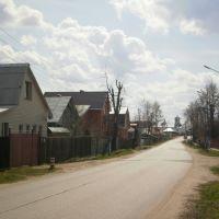 Street view in Drezna, Дрезна