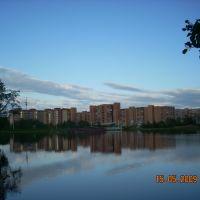 "Район ""Чёрная речка""., Дубна"