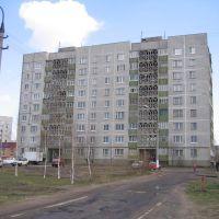 6 микрорайон, Егорьевск