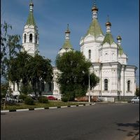 Alexander Nevsky Church in Egoryevsk, Егорьевск