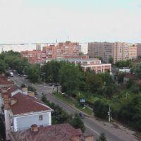 Перекресток Советской и Рязанской (egorievsk.orc.ru), Егорьевск