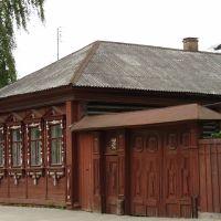 Типичная застройка., Егорьевск