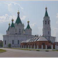 Егорьевск. Собор Александра Невского. 07.2013., Егорьевск