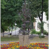 Егорьевск. Скульптура, вроде как... 07.2013., Егорьевск