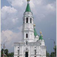 Егорьевск. Собор Александра Невского.. 07.2013., Егорьевск