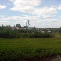 2014.06.29 | Сергеевка (Подольский район, Московская область), Железнодорожный