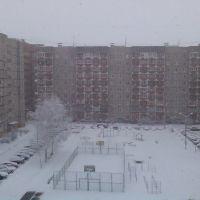 ул. Молодежная (Зима), Железнодорожный