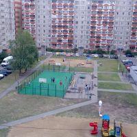 Ул. Молодежная, Железнодорожный