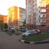 Улица Дм. Холодова, Железнодорожный