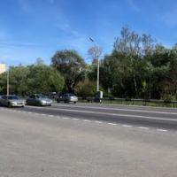 Симферопольское шоссе, Железнодорожный