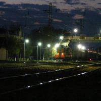 Ночная станция, Жилево