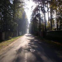 st. Leninskaya, Жуковский