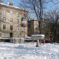 Во дворе ул.Ломоносова, Жуковский